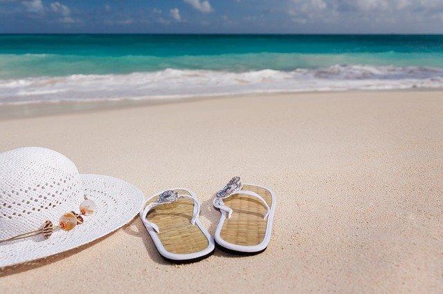 tropikalne wakacje